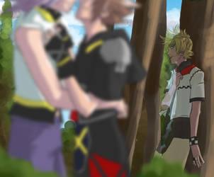 KH: Watch My Life by kitten-chan