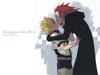 KH: I Remember... by kitten-chan