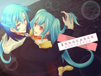 the gift of innocence by DragonfaeryYume