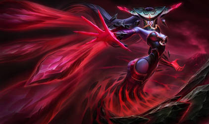 Bloodstone Lissandra - League of Legends by MichelleHoefener
