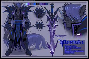 Midnight - Concept Art by MichelleHoefener