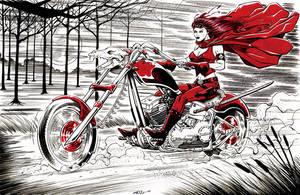 Red Riding Hood by 93Cobra
