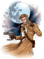 Star-Lord color by 93Cobra