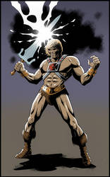 He-man in color by 93Cobra
