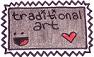 traditional art stamp. by danipantzz