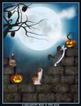 A Halloween's Night by poserfan