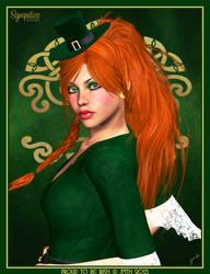 Proud to be Irish by poserfan