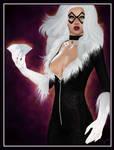 Black Cat by poserfan