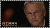 NCIS Gibbs Stamp by poserfan