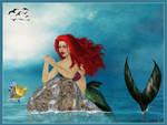 The Little Mermaid by poserfan