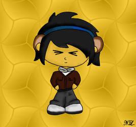 Asianmonkey by niloui