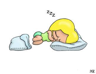 Sleepy by niloui