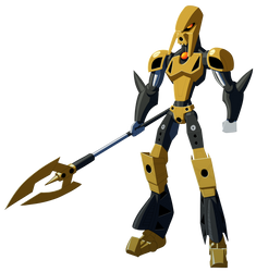 Toa from another universe! by CryoticSerpent