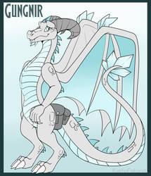 Gungnir Ref by CryoticSerpent