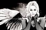White Rebel Angel-2 by Ascended3D