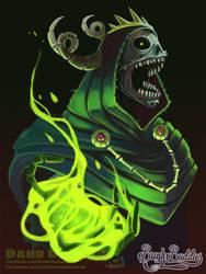 The Lich King by DandDurand