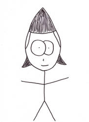 Solomon Starbuck caricature by Szabu