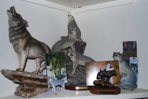 Wolf collection? YES by Jinchuurikiify