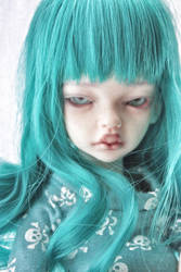 bleu by DeborahChampion
