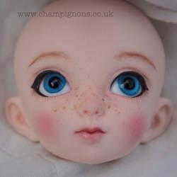 littlefee faceplate by DeborahChampion