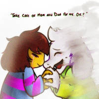 Undertale - THE CALL by IntoxicGecko