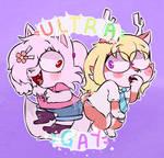 AT - Ultra gay by Intoxic-Lizard