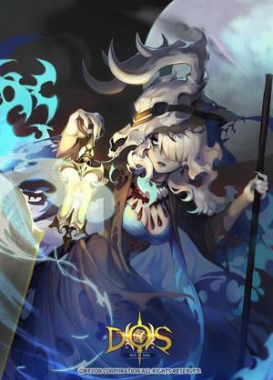 (Nexon) D.O.S Character illust2 by Byam