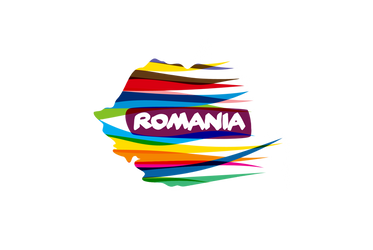 Romania Tourism Logo by robert578