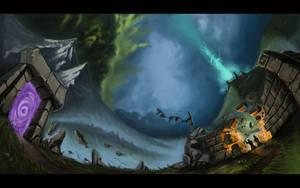 Portal by Bezduch