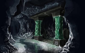 Ice Tomb by Bezduch
