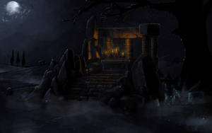 Altar by Bezduch