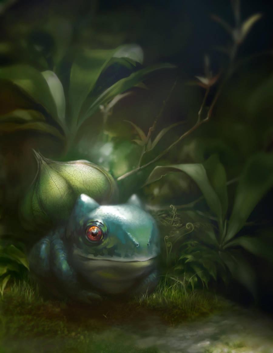 Bulbasaur by WeijiC