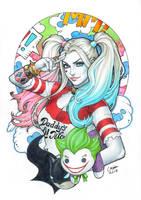 Harley Salute by WeijiC