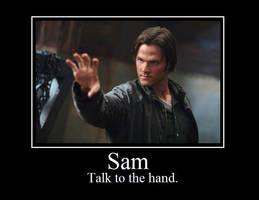 Sam Motivational 2 by Sharonxxx56