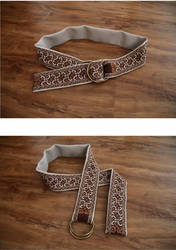 Knotwork belt by bifishiar