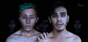 Keep silence: The triplets by JeisonRodriguez