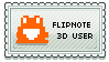 Flipnote 3D user stamp by Sacred-Choral