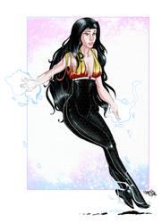 Marvel OC   The Essence of Life by MoonlitAlien