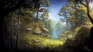 NatureThang by AtTheSpeedOfFetus