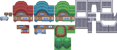 Tileset 2 by Lordkazeh