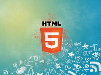 HTML 5 Wallpaper for iPad by bqra
