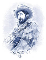 Musica Series: Ray LaMontagne by ElectricDawgy