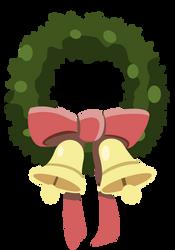 Canterlot Christmas Wreath by Liamb135