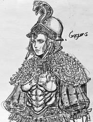 Gorgon General by jack8642