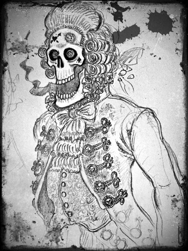 Dead Pimpernel by jack8642