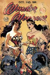 Wonder Woman 184 by AdamHughes
