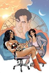 Wonder Woman 170 by AdamHughes