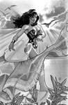 Wonder Woman Day 2007 by AdamHughes