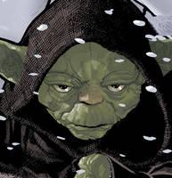 Yoda by AdamHughes