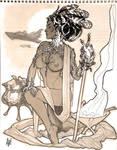 Yet More Dejah Thoris by AdamHughes